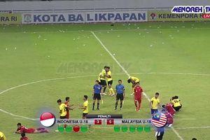 Kata Pelatih Timnas Pelajar U-18 Indonesia Usai Kalah dari Malaysia