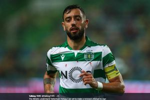 BREAKING NEWS - Manchester United Resmikan Transfer Bruno Fernandes