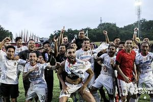 Bali United Persiapkan Laga Uji Coba Jelang Piala AFC 2020
