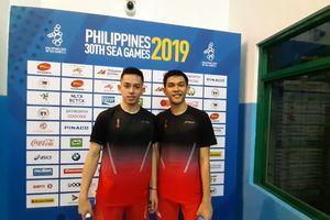 SEA Games 2019 - Fajar/Rian Enggan Terbebani Status Unggulan Teratas