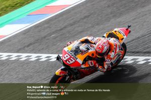 Hasil Tes MotoGP 2020 Qatar Picu Ketakutan Besar Marc Marquez