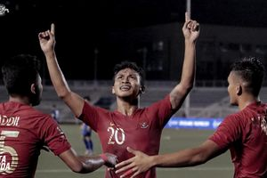 Plus-Minus Timnas U-22 Indonesia Kontra Myanmar Menuju Final SEA Games