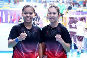SEA Games 2019 - Fadia/Ribka Waspadai Pasangan Unggulan asal Malaysia