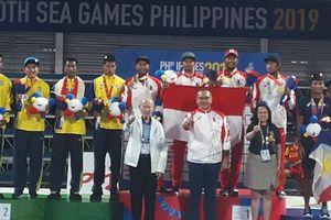 SEA Games 2019 - Tim Putra Voli Pantai Sumbang Emas Setelah Tidak Digelar 6 Tahun