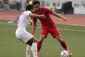 Harapan Pelatih Myanmar Usai Kalah dari Indonesia di Semifinal SEA Games 2019