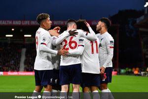 Hasil Liga Inggris - Mohamed Salah Menggila, Liverpool Lari Kencang di Klasemen