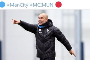 Link Live Streaming Man City Vs Man United - The Citizens Minimal Cetak 2 Gol