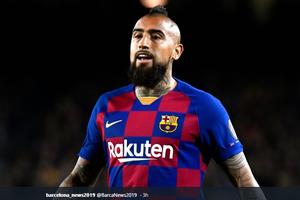 Arturo Vidal Peringatkan Barcelona soal Sisa Kompetisi yang Bak Final