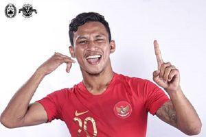 SEA Games 2019 - Aksi Tengil Osvaldo Haay Bikin Pemain Myanmar Ngamuk!