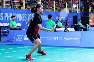 SEA Games 2019 - Bikin Kejutan, Ruselli Tak Percaya Tembus Final