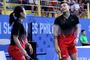 SEA Games 2019 - Hanya Raih Medali Perunggu, Rinov/Pitha Tak Puas