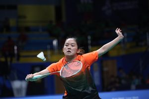 SEA Games 2019 - Ruselli Hartawan Puas Meski Hanya Gondol Medali Perak