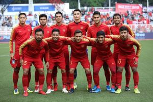 Live Streaming Timnas U-22 Indonesia Vs Vietnam, Misi Ulangi Kejayaan!
