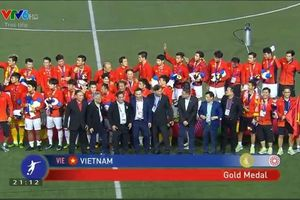 Mengalahkan Timnas U-22 Indonesia Tak Cukup, Vietnam Masih Terus Incar Prestasi