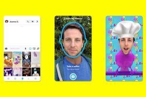 Snapchat Kini Mampu Mengubah Video Wajah Pengguna Menjadi GIF