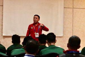Pemain Timnas U-19 Indonesia Diminta Tak Kebanyakan Main Medsos