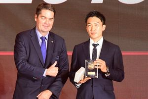 Kento Momota Gagalkan Hattrick Player of the Year Marcus/Kevin