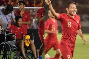 Sudah Berjuang Sampai Cedera,Evan Dimas Malah Minta Maaf Usai SEA Games 2019