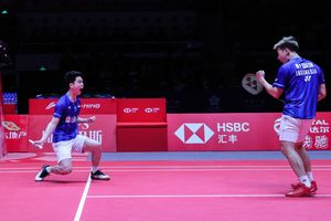 Link Live Streaming BWF World Tour Finals 2019 - Marcus/Kevin Hadapi Sang Penakluk!