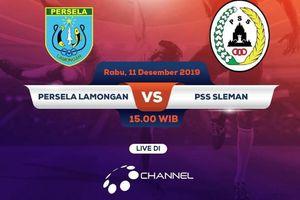 Link Live Streaming Persela Lamongan Vs PSS Sleman,  Pekan Ke-32 Liga 1 2019