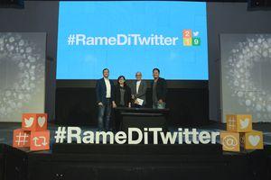 Twitter Umumkan #RameDiTwitter 2019: Tweet Hiburan dan Informatif Paling Dicari