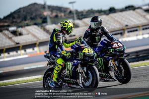 Satu Pelajaran Besar yang Dipetik Maverick Vinales dari Sosok Valentino Rossi Saat Yamaha Terpuruk