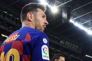Cuma 2 Kali Selama Karier, Lionel Messi Bikin 11 Tembakan Tanpa Cetak Gol