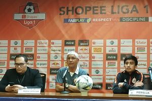 Persija Jakarta Vs Madura United, Edson Tavares Berharap Macan Kemayoran Bangkit