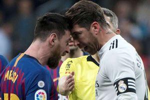 Shaolin Soccer! Kompilasi Tekel Gahar Ramos Kepada Lionel Messi