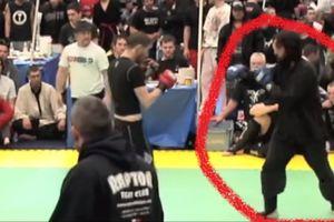 Jurus Mabuk Digunakan untuk MMA? Ternyata Bakal Begini Jadinya