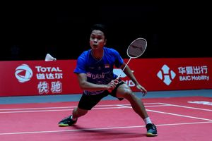 BWF World Tour Finals 2019 - Masuk Final, Anthony Ukir Catatan Khusus