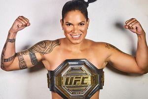 UFC 245: Amanda Nunes Jadi Petarung Wanita dengan Kemenangan Terbanyak