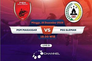 Link live Streaming PSM Makassar Vs PSS Sleman, Laga Terakhir Darije Kalezic
