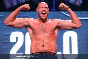 Kalahkan Conor McGregor dalam Hal Ini, Tyson Fury Berikan Respons Berkelas