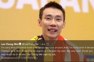 Bagikan Motivasi untuk Kontingen Malaysia, Lee Chong Wei Ungkap Kenangan Olimpiade Lawan Lin Dan