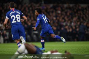 Frank Lampard Tak Akan Kecewa Jika Willian Tinggalkan Chelsea
