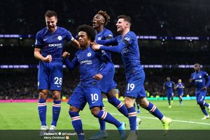 Putus dari Yokohama, Chelsea Cari Sponsor Lebih Mahal untuk Kejar Man United