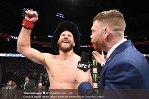 Usai Dikalahkan Conor McGregor, Donald Cerrone Siap Bertanding Lagi?