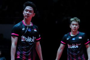 Indonesia Masters 2020 - Ketika Kevin Sanjaya 'Ditengilin' Bocah Kecil