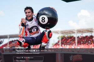 Adik Tiri Valentino Rossi Bongkar Rahasia Kehebatan Marc Marquez