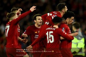 Starting XI Liverpool vs Burnley - Debut Starter Bocah Ajaib 19 Tahun