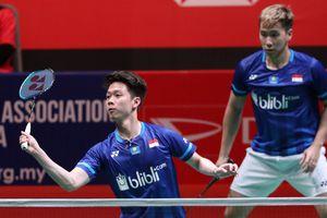 Hasil Indonesia Masters 2020 - Kevin/Marcus Perpanjang Langkah Menuju Gelar Perdana Tahun Ini