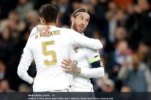 Link Live Streaming Real Madrid Vs Sevilla Liga Spanyol, Laga Spesial Bek Prancis!