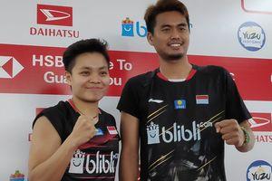 Debut di Indonesia Masters 2020, Ini Peringkat Dunia BWF Tontowi/Apriyani
