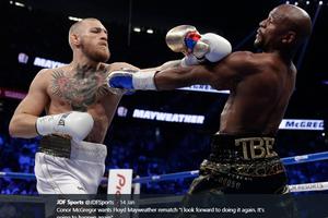 Alasan Tyson Fury Dukung Penuh Conor McGregor Kembali Bertinju