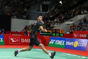 Hasil Thailand Masters 2020 - Bekuk Srikanth, Shesar Melaju ke Babak Kedua