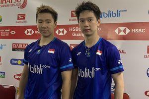 Indonesia Masters 2020 - Punya Rekor Mentereng Kontra Ganda Putra Malaysia Tak Jadi Jaminan bagi Marcus/Kevin