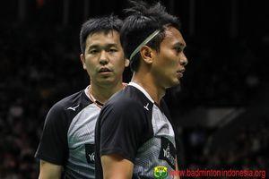 Jadwal Indonesia Masters 2020 - 4 Wakil Merah Putih Berlaga di Final, Ganda Putra Kunci Titel Kampiun