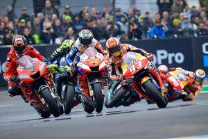 Viral! Video Balapan Dagelan MotoGP di Indonesia Bikin Ngakak