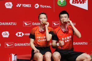 Indonesia Masters 2020 -  Teman dari Kecil Bantu Zheng/Huang Tampil Stabil